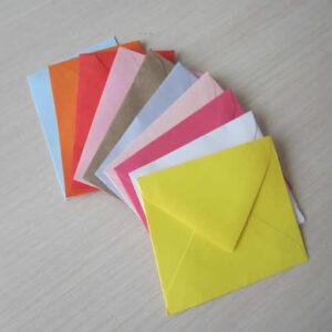 zarf-renkli